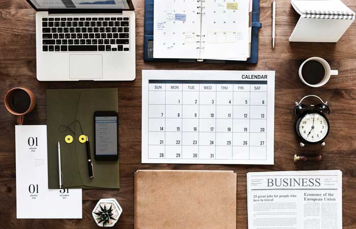 The 2019 Tax Calendar